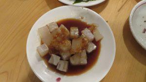 東京少見羊肉凍美食