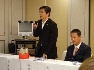 駐大阪辦事處經濟組組長何坤松