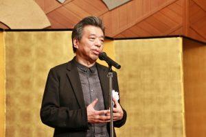 中央公論文藝賞評審鹿島茂對於王震緒的新作《罪的終結》評價甚高