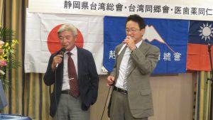 僑胞與日本友人高歌台灣流行歌曲