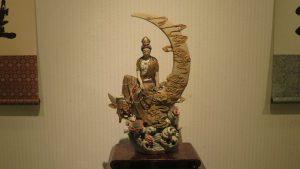 交趾陶的佛像另有莊嚴美感