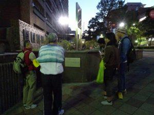 傍晚5點抵達最後一站【國父演講大亞細亞主義地點】 今兵庫縣政府所在地