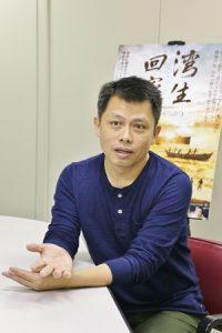 台灣電影《灣生回家》導演黃銘正認為旅日華僑應可以透過電影取得共鳴