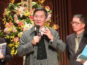 同団、音楽監督の謝東昇氏