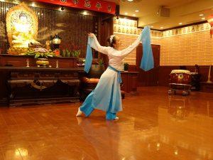 優美的民族舞蹈