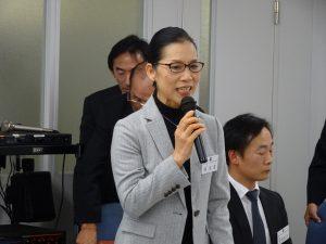 校長陳雪霞校務報告