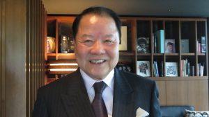 岸信夫後援會會長詹德薰認為蔡總統與川普通電話 助台灣提高國際能見度