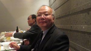 郭仲熙副代表身為家長感謝學校對小孩的教導