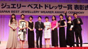 第28回日本ジュエリーベストドレッサー受賞者