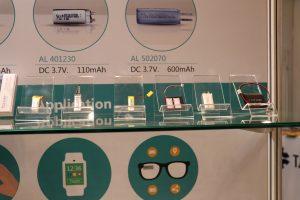 喬信電子專攻各式電池應用