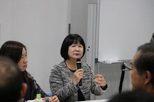 《殺鬼》日文版譯者橫濱國立大學教授白水紀子