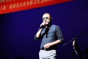 黃連煜演唱客家和台語歌曲
