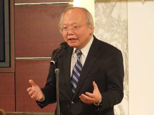 代表処の郭仲熙副代表