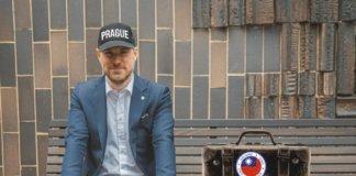 布拉格市長宣布月底與捷克參院議長月底訪台(取自布拉格市長賀瑞普臉書)